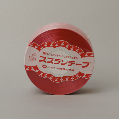 Ikat Tape Red