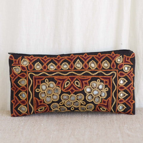 Kachchh Embroidery - Clutch - Pattern 5