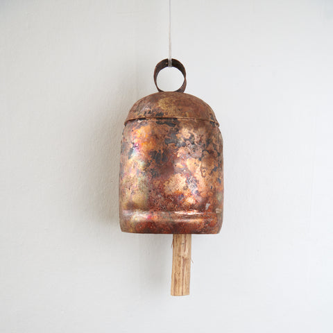 Hand Forged Bell — Size #12