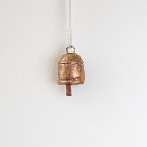 Hand Forged Bell — Size #4