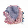 Bhujodi Naturally Dyed Scarf - Cairo Dusk - Kala Cotton