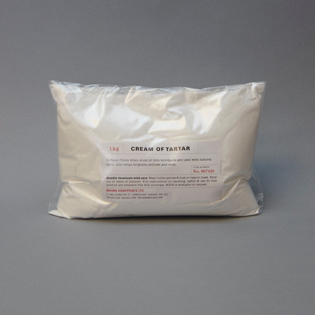 Cream of Tartar 1kg (2.2 lb.)