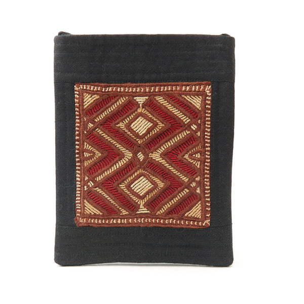 Kachchh Embroidery - Small Shoulder Bag - Pattern 1
