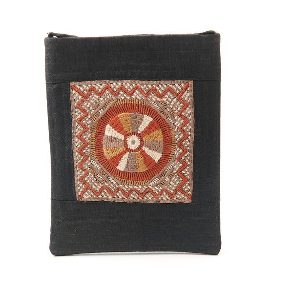 Kachchh Embroidery - Small Shoulder Bag - Pattern 2