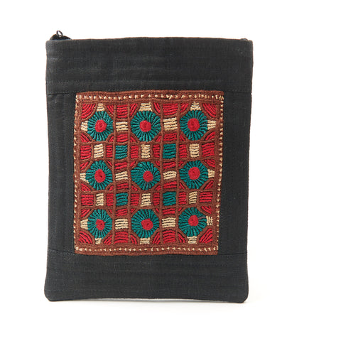 Kachchh Embroidery - Small Shoulder Bag - Pattern 3
