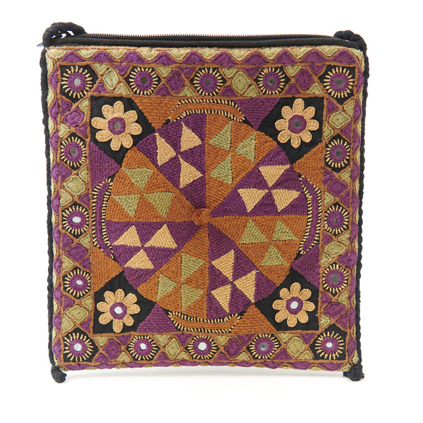 Kachchh Embroidery - Evening Bag - Pattern 1