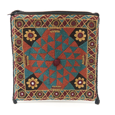 Kachchh Embroidery - Evening Bag - Pattern 2