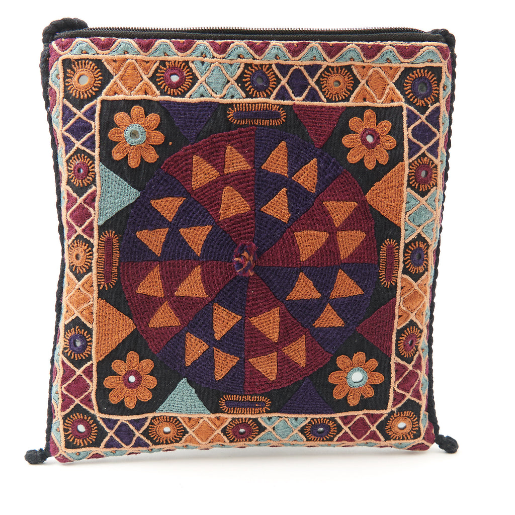 Kachchh Embroidery - Evening Bag - Pattern 4