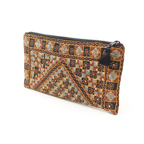 Kachchh Embroidery - Clutch - Pattern 6