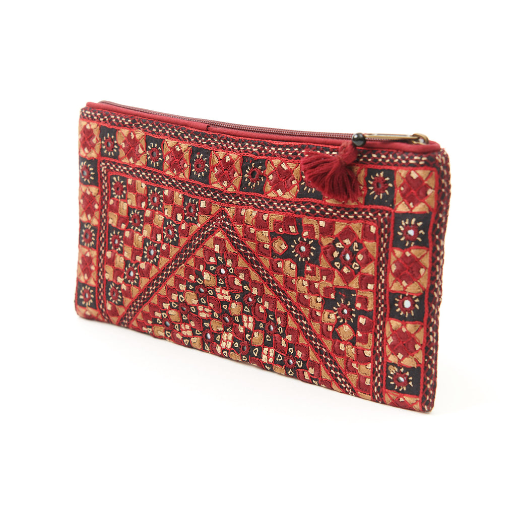 Kachchh Embroidery - Clutch - Pattern 7