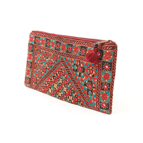 Kachchh Embroidery - Clutch - Pattern 8