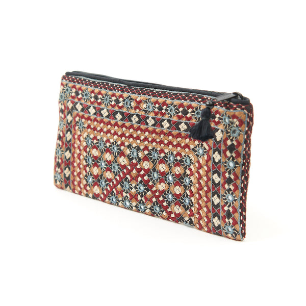 Kachchh Embroidery - Clutch - Pattern 9