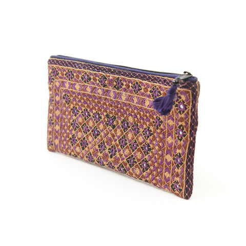 Kachchh Embroidery - Clutch - Pattern 10
