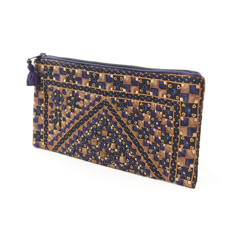 Kachchh Embroidery - Clutch - Pattern 11