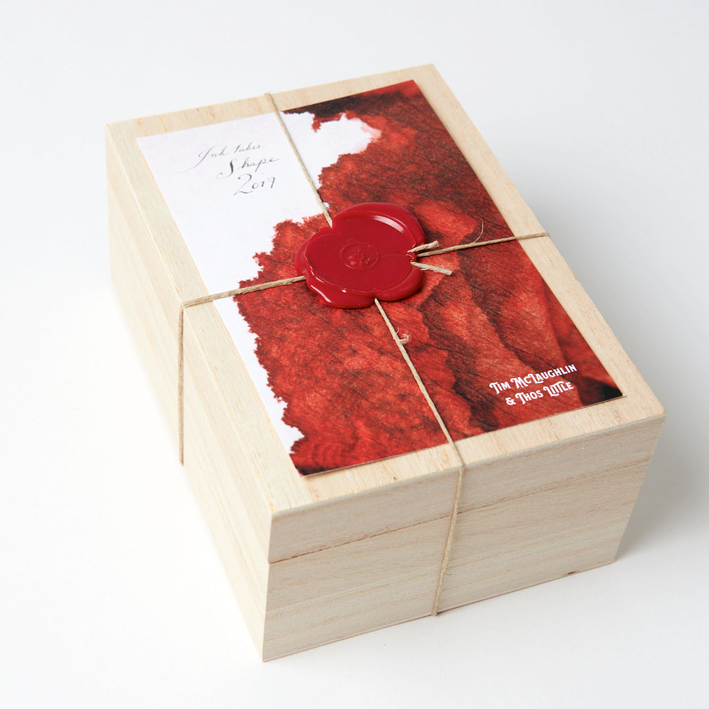 Two Ampules of Cochineal Ink - 2019 Special Boxed Edition