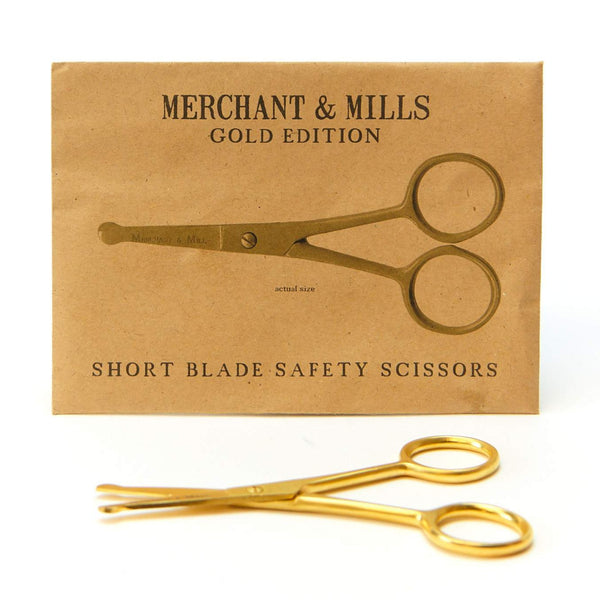 Scissors - Short Blade Safety