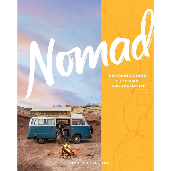 Nomad - Designing a Home for Escape and Adventure