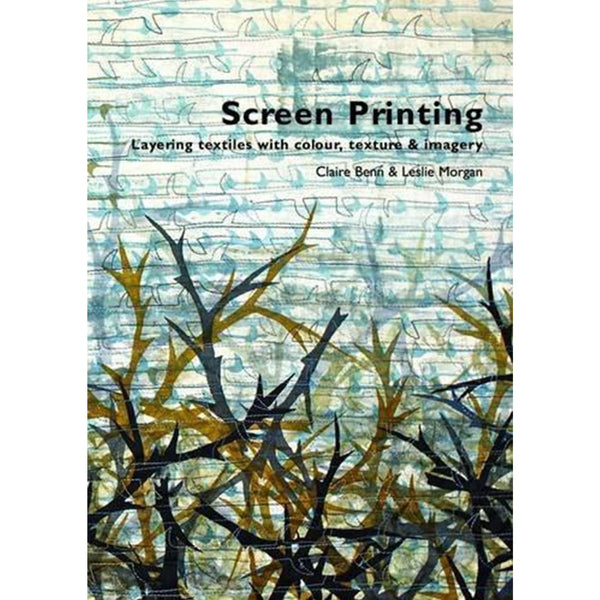 Committed to Cloth - Screen Printing + DVD