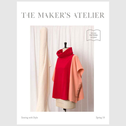 The Maker's Atelier Magazine - Spring 2019
