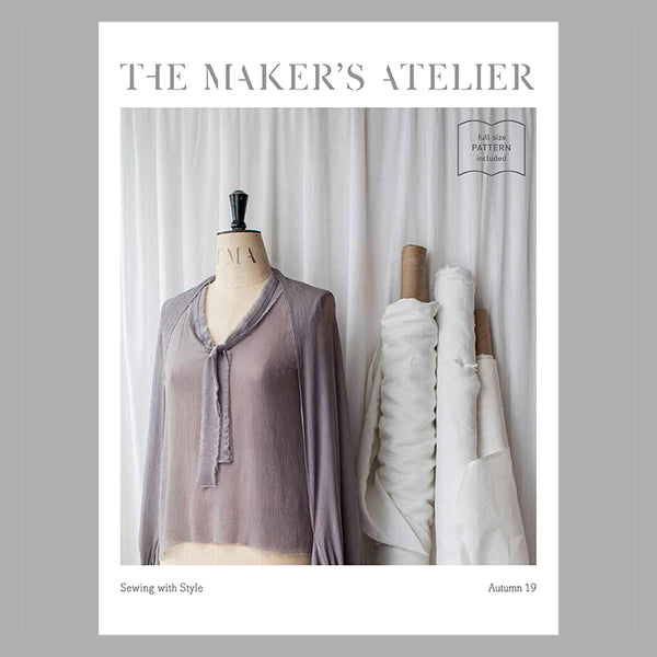 The Maker's Atelier Magazine - Autumn 2019