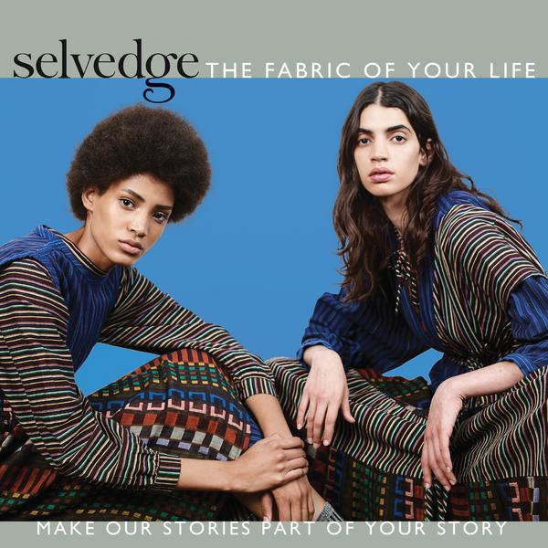 Selvedge Magazine #84 - Surface