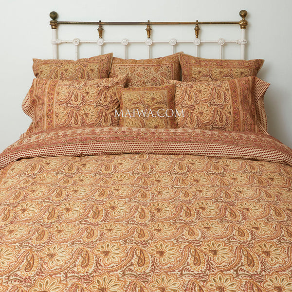 Organic Cotton King Duvet - Desert Blossom