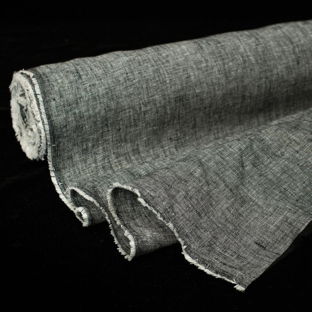 **Sample** - Linen Heather Grey 220 g/sm