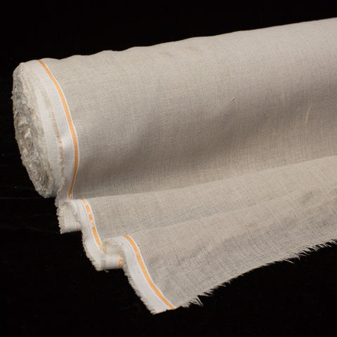 **Sample** - Linen Natural Open Weave