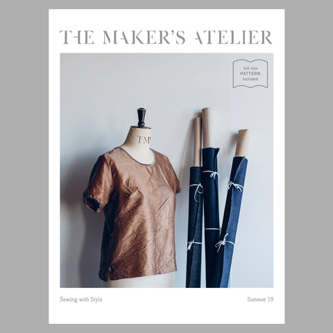 The Maker's Atelier Magazine - Summer 2019