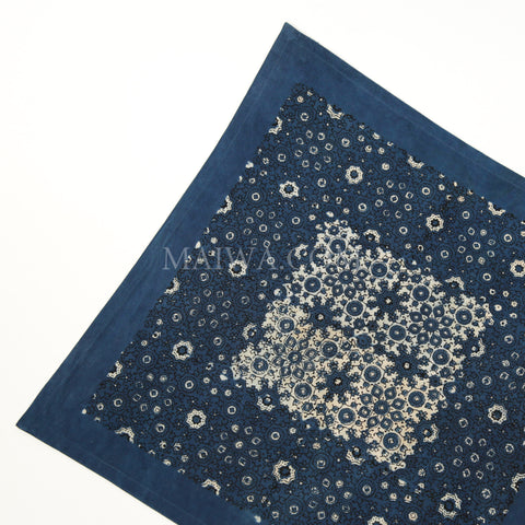 Organic Cotton Napkin - Ajrakh Crystallized