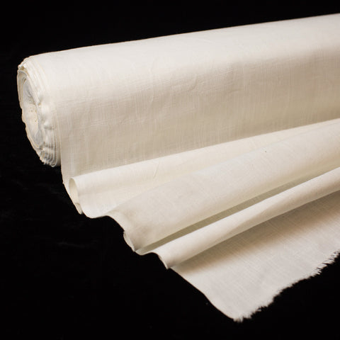 **Sample** - Cotton Organic Plain Weave Slub