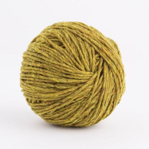 Brooklyn Tweed Quarry Citrine chunky weight wool yarn 100-gram skeins