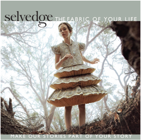 Selvedge Magazine #91 - Luxe