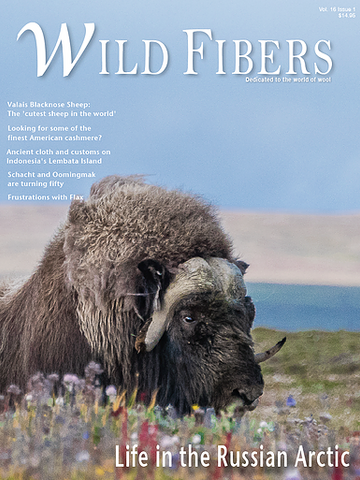 Wild Fibers Magazine 2019 Issue - Life in the Russian Arctic