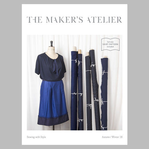 The Maker's Atelier Magazine - Fall 2018