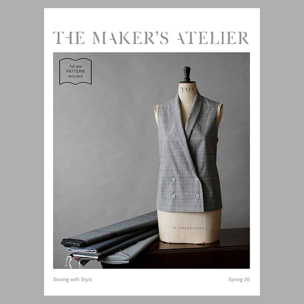 The Maker's Atelier Magazine - Spring 2020
