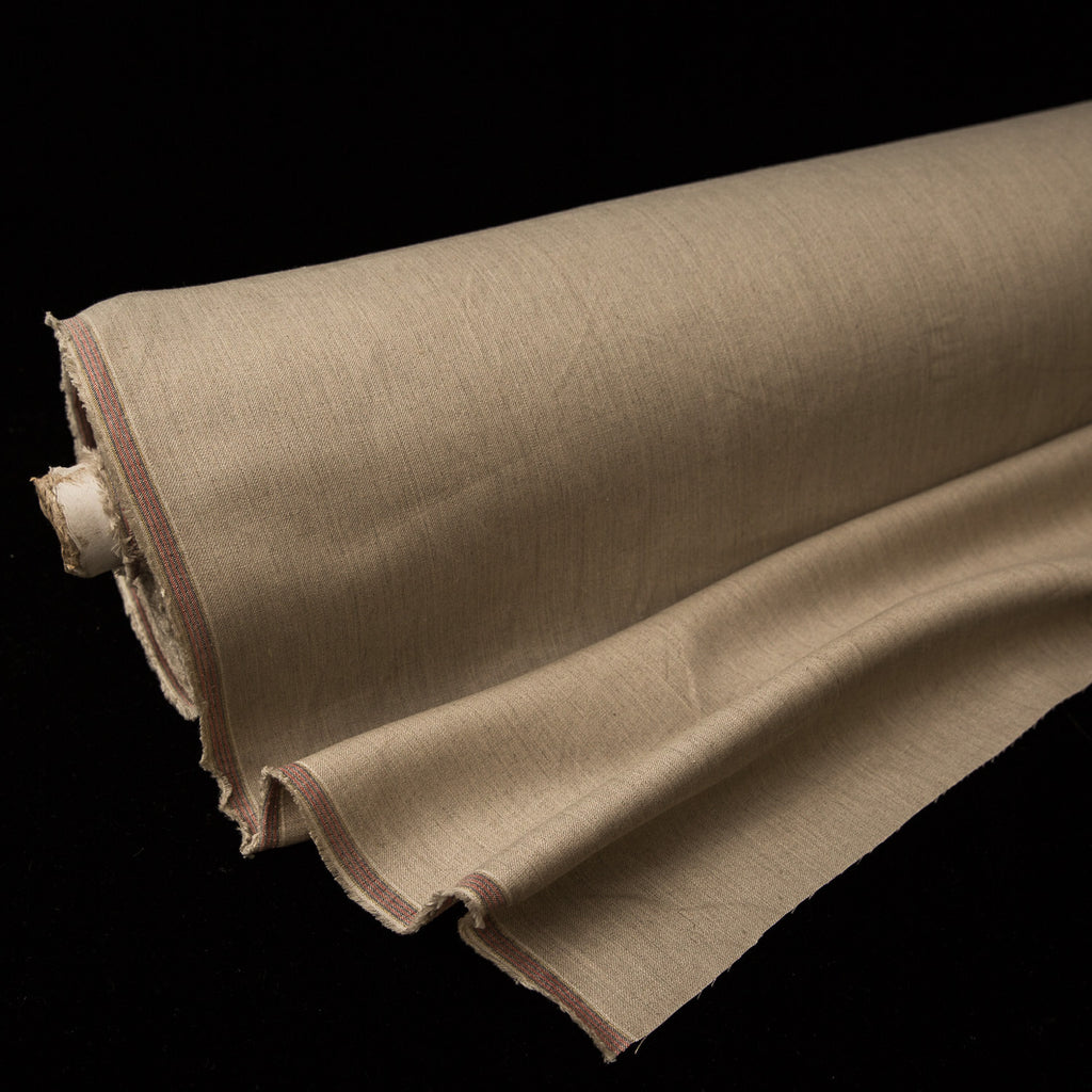 Fabric - Linen Natural Twill