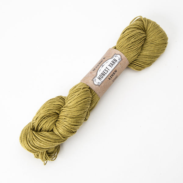 Honest Yarn - Linen / Sport / New Leaf