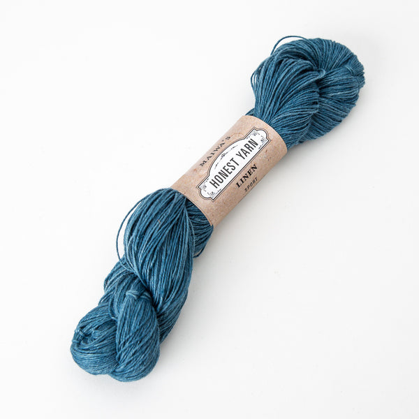 Honest Yarn - Organic Linen / Sport / Light Indigo