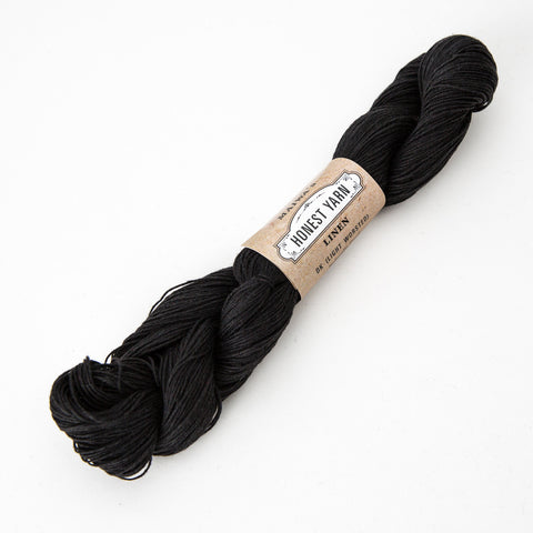 Honest Yarn - Organic Linen / DK / Night