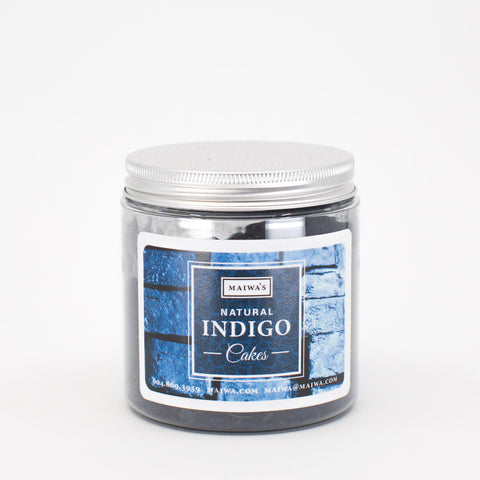 Indigo Natural Cakes 100g (3.6 oz.)