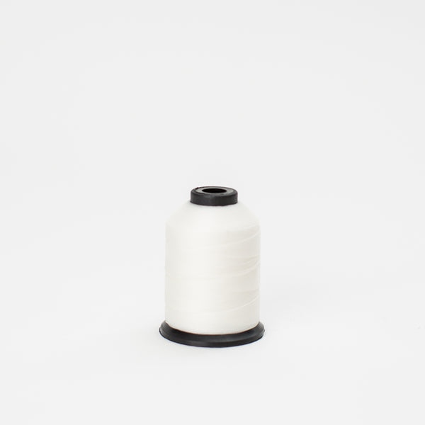 Shibori Thread Small - White