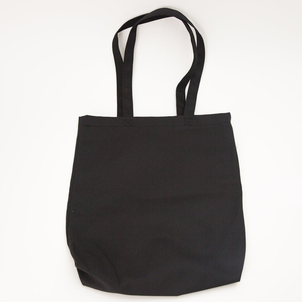 Cotton Tote - Black
