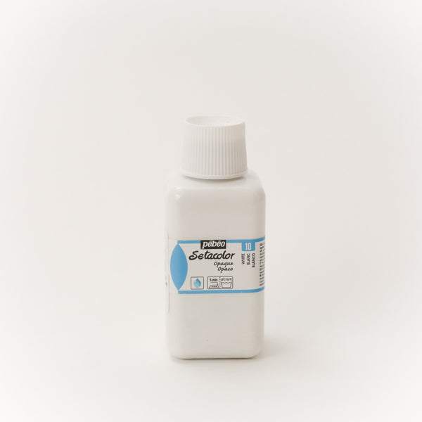 Setacolor Opaque 250 ml Titanium White 10
