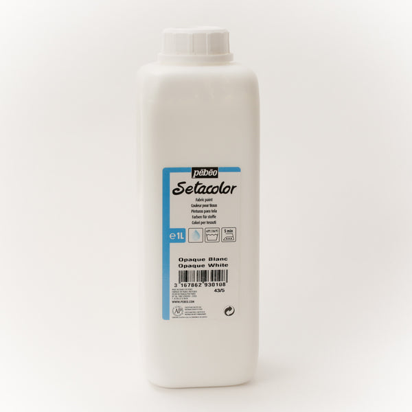 Setacolor Opaque 1000 ml Titanium White 10