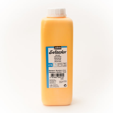 Setacolor Opaque 1000 ml Buttercup 13