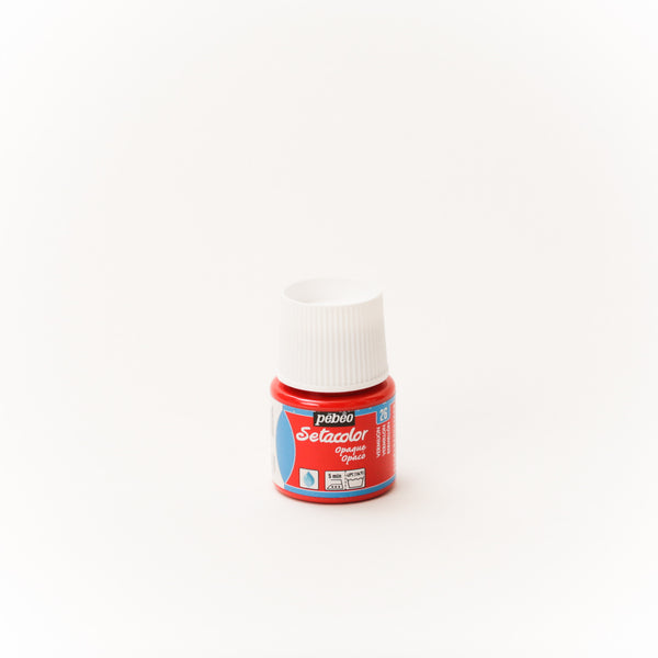 Setacolor Opaque 45 ml Vermillion 26
