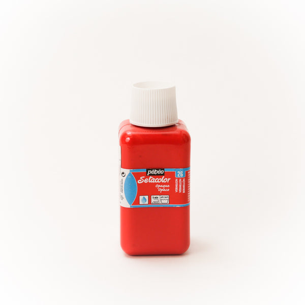 Setacolor Opaque 250 ml Vermillion 26