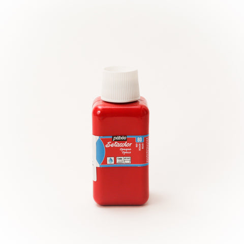 Setacolor Opaque 250 ml Red 80