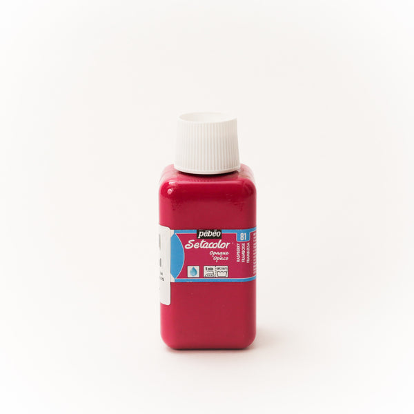 Setacolor Opaque 250 ml Raspberry 81